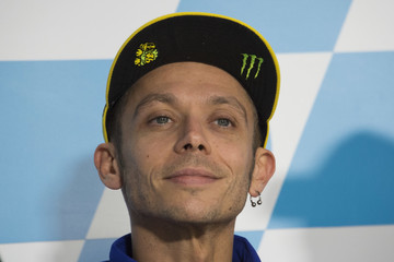 Valentino Rossi MotoGP of Aragon - Previews