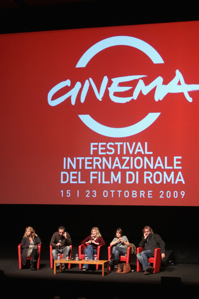 "The 4th International Rome Film Festival: ""Les Regrets"" Press Conference"