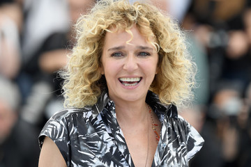 Valeria Golino 'Rendezvous With John Travolta - Gotti' Photocall - The 71st Annual Cannes Film Festival