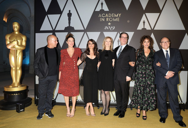 Academy Of Motion Picture, Arts And Sciences, And Istituto Luce - Cinecittà Event