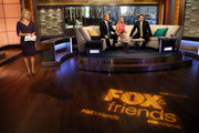 Valerie Harper Visits the FOX Studios