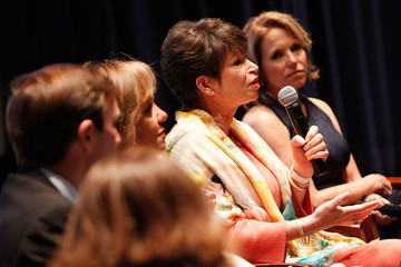 Valerie Jarrett 'Under the Gun' DC Premiere Featuring Katie Couric & Valerie Jarrett