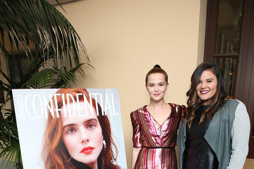 Valerie Robles Los Angeles Confidential Celebrates its May/June Issue with Cover Star Zoey Deutch