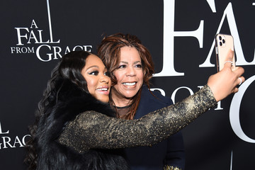 """Valerie Simpson Tyler Perry's """"A Fall From Grace"""" New York Premiere"""