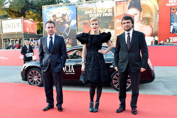 Valery Kulik Lancia At The 7th Rome Film Festival - Day 8