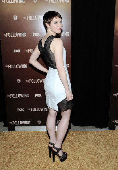 Valorie Curry Photos - The Following World Premiere