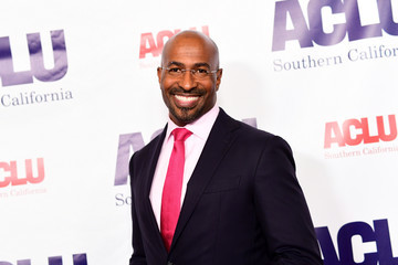 Van Jones ACLU SoCal Hosts Annual Bill of Rights Dinner - Arrivals