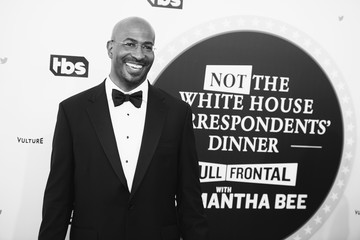 Van Jones Full Frontal With Samantha Bee's Not The White House Correspondents' Dinner - Red Carpet