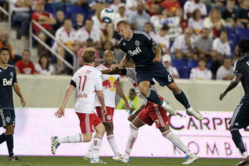 Dax McCarty Vancouver Whitecaps FC v New York Red Bulls