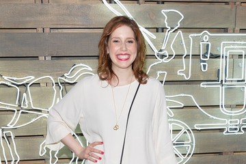 Vanessa Bayer Star-Studded Summer Party in NYC
