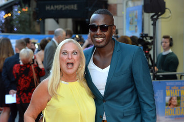 Vanessa Feltz 'What We Did on Our Holiday' Premiere — Part 2