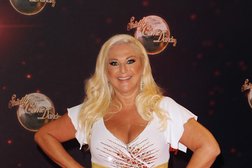 Vanessa Feltz 'Strictly Come Dancing' Launches in England