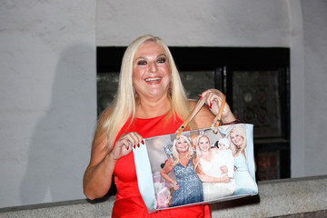 Vanessa Feltz Arrivals at the Inspiration Awards for Women
