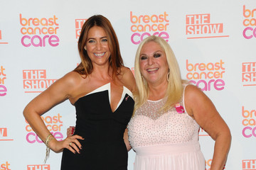 Vanessa Feltz Breast Cancer Care's London Fashion Show