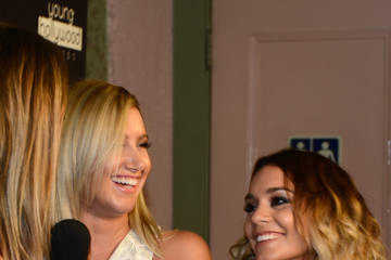 Vanessa Hudgens Ashley Tisdale Arrivals at the Young Hollywood Awards — Part 2