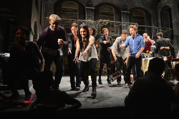 Vanessa Hudgens MONTBLANC Presents The 12th Annual Production Of The 24 Hour Plays On Broadway