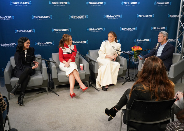 SiriusXM's Town Hall With The Cast Of 'Second Act' Hosted By Andy Cohen