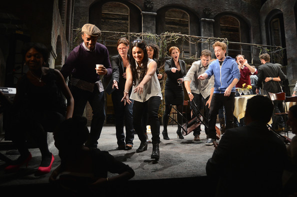 MONTBLANC Presents The 12th Annual Production Of The 24 Hour Plays On Broadway
