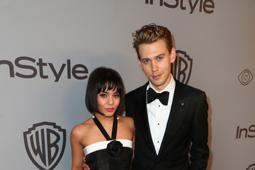 Vanessa Hudgens The 2018 InStyle and Warner Bros. 75th Annual Golden Globe Awards Post-Party - Red Carpet