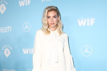 Vanessa Kirby Variety And Women In Film's 2017 Pre-Emmy Celebration - Arrivals