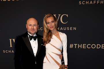 "Vanessa Lorenzo IWC Schaffhausen at SIHH 2017 ""Decoding the Beauty of Time"" Gala Dinner"