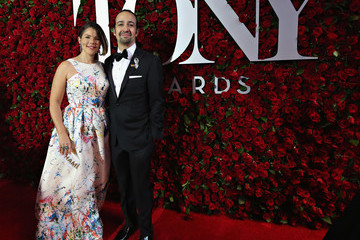 Vanessa Nadal Nordstrom Red Carpet Sponsorship of the Tony Awards on Sunday, June 12, 2016