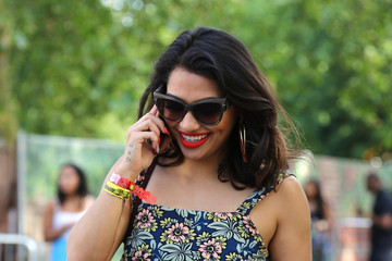 Vanessa White New Look Wireless Festival - Day 2