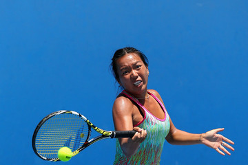 Vania King 2013 Australian Open - Day 3