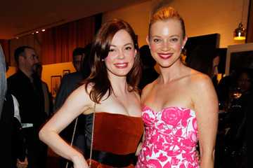 """Rose McGowan Amy Smart Vanity Fair And BMW Present The Art of Elysium """"Pieces of Heaven"""" - Inside"""