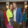 Louise Roe and Josh Slack