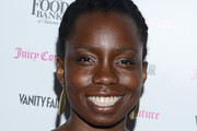 Adepero Oduye attends the Vanity Fair And Juicy Couture Celebration Of The 2013 Vanities Calendar With Olivia Munn at Chateau Marmont on February 18, 2013 in Los Angeles, California.