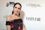 TV presenter Louise Roe attends Vanity Fair and L'Oreal Paris Toast to Young Hollywood hosted by Dakota Johnson and Krista Smith at Delilah on February 21, 2017 in West Hollywood, California.