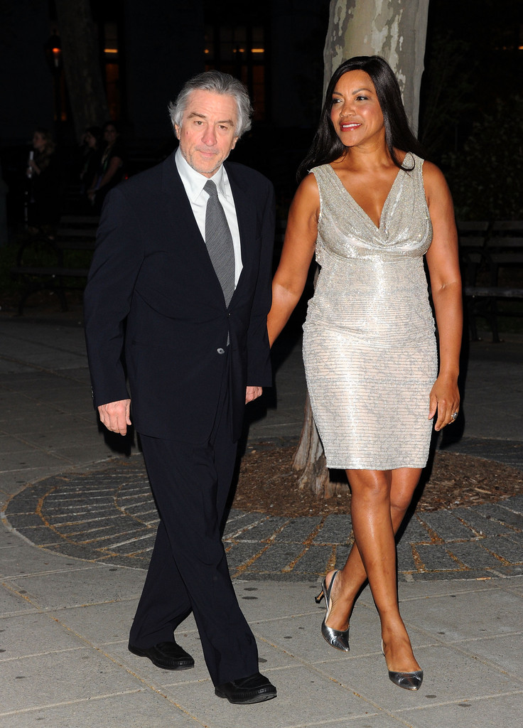 Robert De Niro In Vanity Fair Party At The 2011 Tribeca