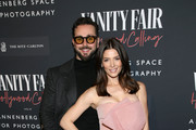 Paul Khoury and Ashley Greene attend the Vanity Fair and Annenberg Space for Photography's Celebration of The Opening of Vanity Fair: Hollywood Calling, sponsored by The Ritz-Carlton on February 04, 2020 in Century City, California.