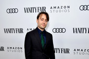 Kieran Culkin attends The Vanity Fair x Amazon Studios 2020 Awards Season Celebration at San Vicente Bungalows on January 04, 2020 in West Hollywood, California.