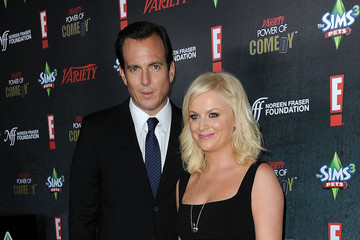 Will Arnett Amy Poehler Variety's 2nd Annual Power Of Comedy Event - Arrivals