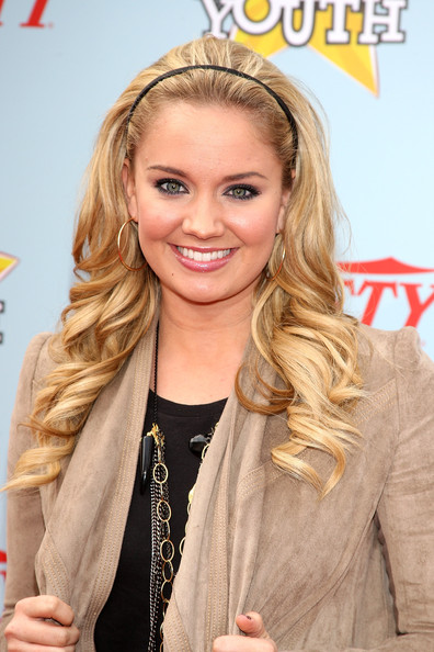 Tiffany Thornton Actress Tiffany Thornton arrives at Variety's 3rd Annual Power of Youth Event at Paramount Studios, on December 5, 2009 in Los Angeles, California.