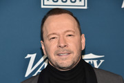 Donnie Wahlberg attends Variety's 3rd Annual Salute To Service at Cipriani 25 Broadway on November 06, 2019 in New York City.