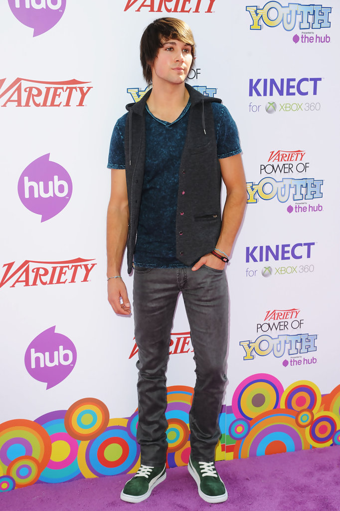 James Maslow Photos Photos - Variety's 4th Annual Power Of ...