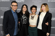 Fred Armisen and Abbi Jacobson Photos Photo