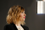 Actress Carrie Brownstein speaks during Variety Studio Actors on Actors presented by Autograph Collection Hotels on March 29, 2015 in Los Angeles, California.