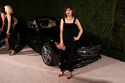 Actress Carrie Brownstein attends Variety and Women in Film Emmy Nominee Celebration powered by Samsung Galaxy on August 23, 2014 in West Hollywood, California.