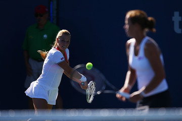Vavara Lepchenko Southern California Open - Day Two