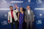 Sylvester Stallone and Arnold Schwarzenegger Photos Photo