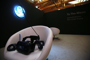"General View of the Venice Virtual Reality ""To The Moon"" by Laurie Anderson and Hsin Chien Huang At Lazzaretto Vecchio Island (VR Island) during the 76th Venice Film Festival at  on September 03, 2019 in Venice, Italy."