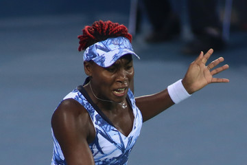 Venus Williams 2014 Dongfeng Motor Wuhan Open - Day 1