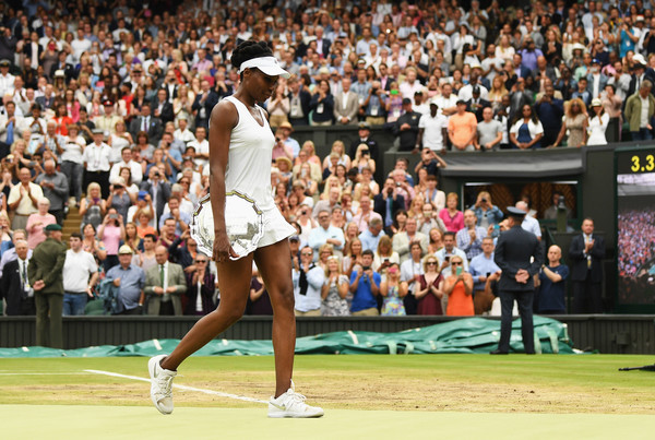 Four Points Decided The Wimbledon Women's Championship