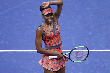 Venus Williams 2017 US Open Tennis Championships - Day 7