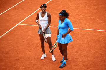 Venus Williams 2016 French Open - Day Eight