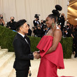 Venus Williams The 2021 Met Gala Celebrating In America: A Lexicon Of Fashion - Arrivals